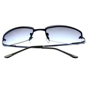 """Liz Claiborne  """"Kim"""" Semi-Rimless-Sunglasses"""